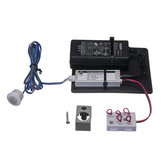 Power Supply with Integrated PIR Motion Sensor